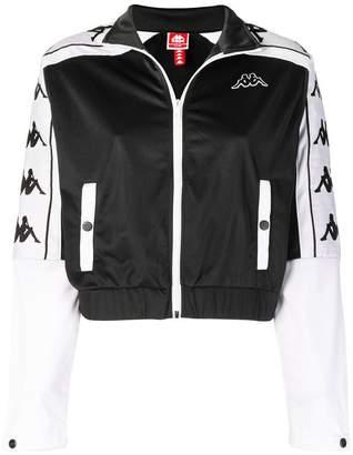 Kappa cropped sports jacket