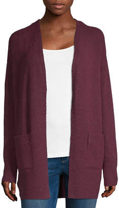 A.N.A Long Sleeve V Neck Cardigan