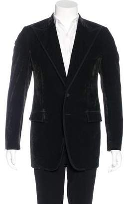 Bottega Veneta Velvet Sport Coat w/ Tags