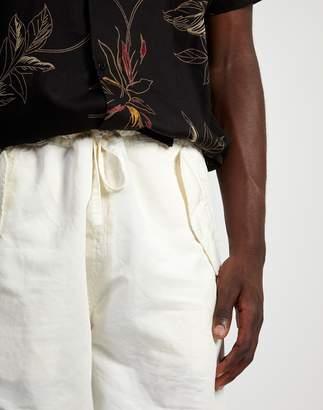 YMC Cargo Pant White