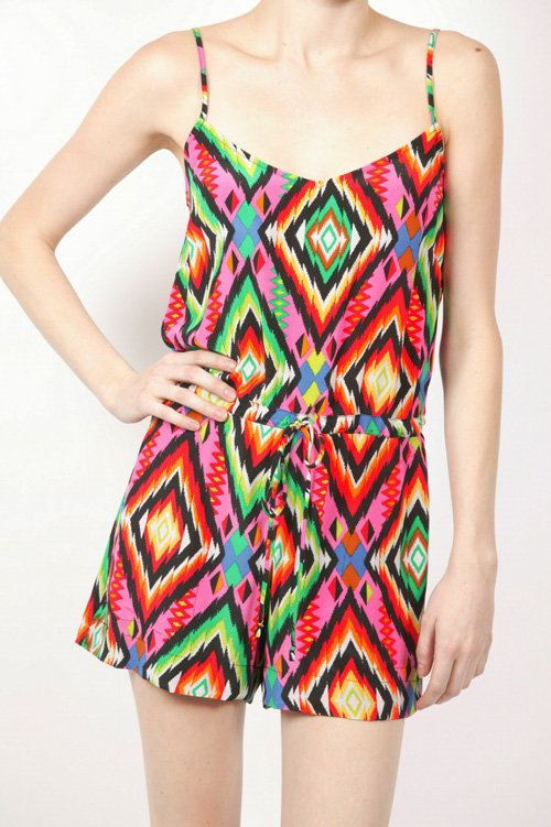 Twelfth St. by Cynthia Vincent Romper - Mexico