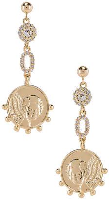 Natalie B The Angelic Earrings