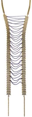Louise Manna Corset Silk Thread Necklace