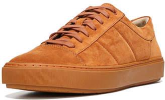 Vince Men's Lynford Suede Low-Top Sneakers