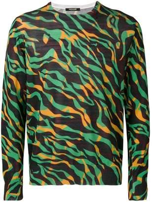 Roberto Cavalli Tiger Twiga jumper