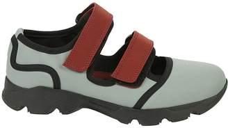 Marni Neoprene Color Block Sneakers