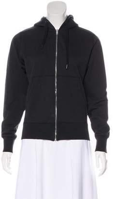 Yang Li Graphic Zip Sweatshirt