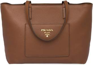 Prada large tote bag