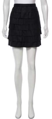 MICHAEL Michael Kors Pleated Mini Skirt Black Pleated Mini Skirt