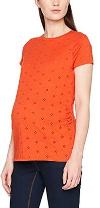 New Look Maternity Women's 5445019 T-Shirt, (Bright Red)