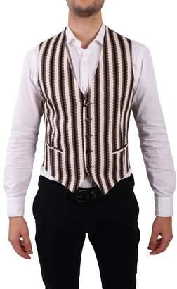 Tagliatore Cotton Waistcoat