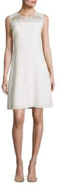 Elie Tahari Bevin A-Line Dress