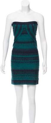 Herve Leger Lesly Bandage Dress