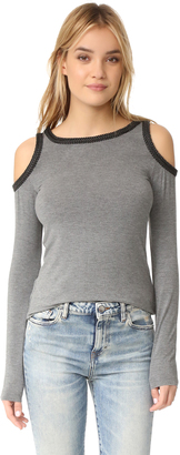 Bailey44 Harlow Top $158 thestylecure.com