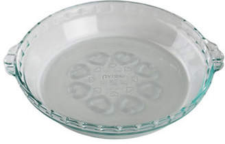 Pyrex Love Pie Plate