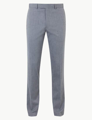 Marks and Spencer Grey Slim Fit Trousers