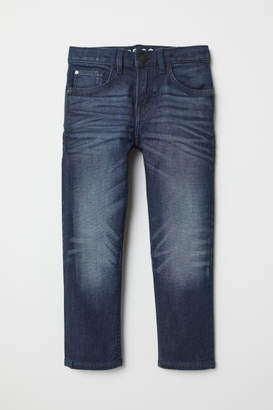 H&M Super Soft Slim fit Jeans - Blue