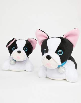 French Bull Asos Design ASOS DESIGN Nilo dog slippers