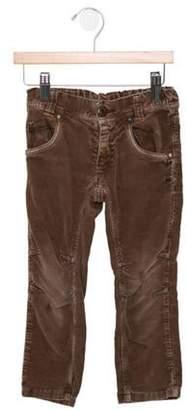 Kenzo Boys' Corduroy Straight-Leg Pants brown Boys' Corduroy Straight-Leg Pants