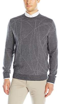 Theory Men's Velos Castellos Crew Neck Sweater