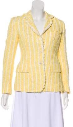 Thom Browne Tweed Button-Up Jacket