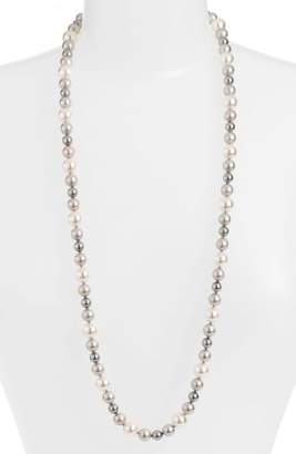 Majorica 12mm Round Simulated Pearl Strand Necklace