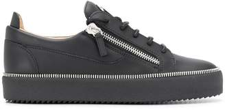 Giuseppe Zanotti Design zip-trim sneakers