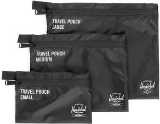 Herschel Travel Pouch Set