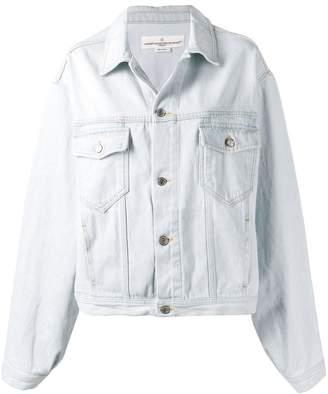 Golden Goose button denim jacket