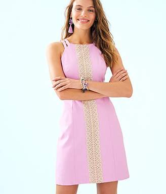 Lilly Pulitzer Pearl Stretch Shift Dress