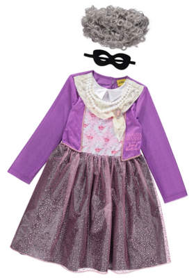 George The World of David Walliams Gangsta Granny Costume
