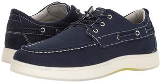 Florsheim Edge Moc Toe Boat Shoe Men's Lace up casual Shoes