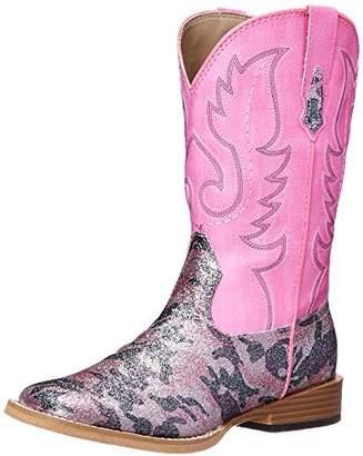 Roper Pretty Camo Square Toe Camo Cowgirl Boot (Toddler/Little Kid)