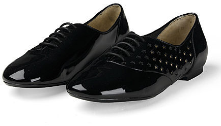 F-Troupe Perforated Oxfords