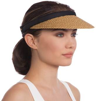 Eric Javits Luxury Fashion Designer Women's Headwear Hat - Bradfield