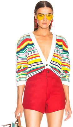 Loewe Striped Cardigan