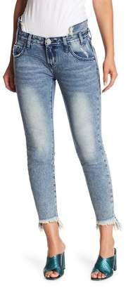 One Teaspoon Freebirds Low Rise Jeans
