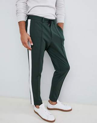 Selected Track Stripe PANTS