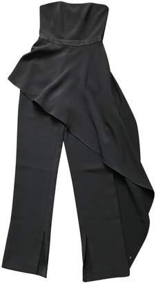 Aq/Aq Aqaq Black Jumpsuit for Women