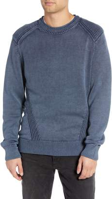 Treasure & Bond Washed Crewneck Sweater