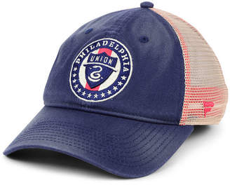 Americana (アメリカーナ) - Authentic Mls Headwear Philadelphia Union Americana Trucker Snapback Cap