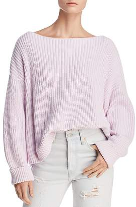 French Connection Millie Mozart Chunky Knit Sweater
