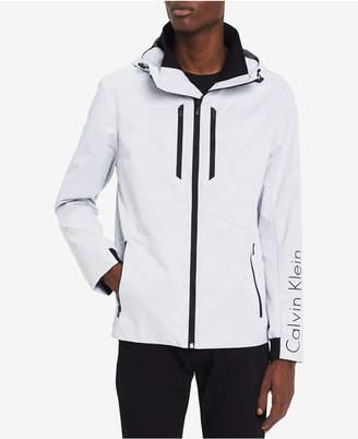 Calvin Klein Men's Zip-Front Jacket