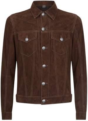 Jacob Cohen Suede Jacket