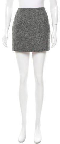 Alexander WangT by Alexander Wang Neoprene Mini Skirt w/ Tags