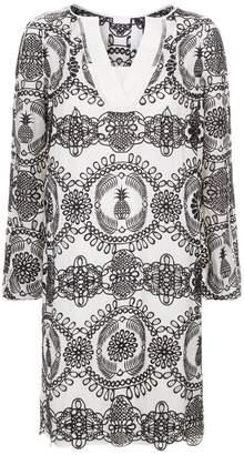 Escada Sport Lace Tunic Dress