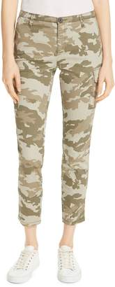 ATM Anthony Thomas Melillo Camo Slim Cargo Pants