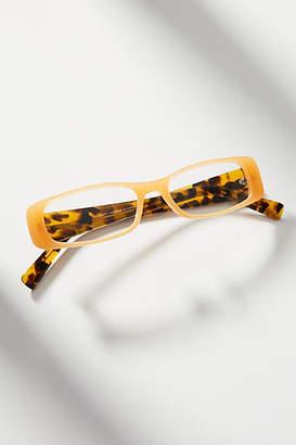 Anthropologie Tammy Rectangular Reading Glasses