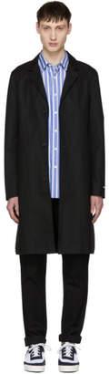 Stutterheim Black Kivik Raincoat