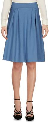 P.A.R.O.S.H. Knee length skirts - Item 35324299DK